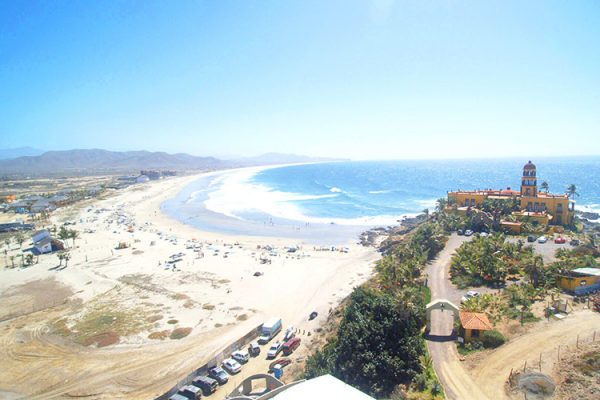 Cerritos Beach, Baja California Sur