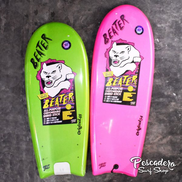 Beater Boards come in two sizes 48″ and 54″ length